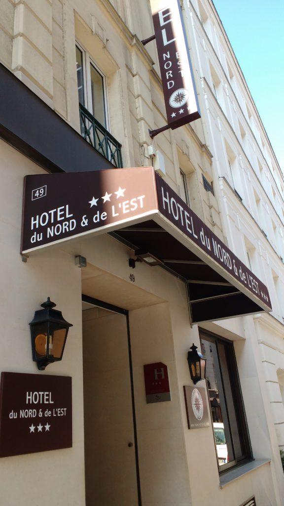 O que fazer em Paris: hospede-se no Hotel du Nord et de L'Est, Paris.
