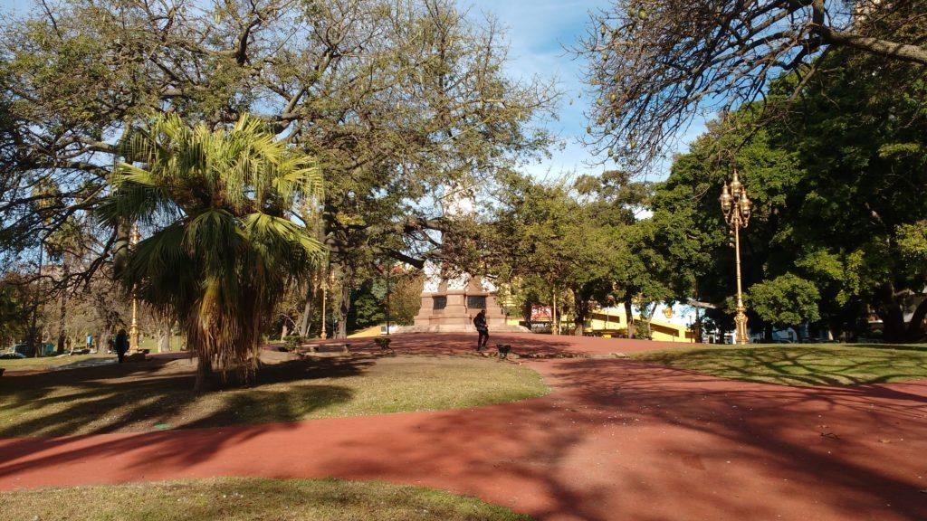 Plaza Francia, Recoleta - Buenos Aires