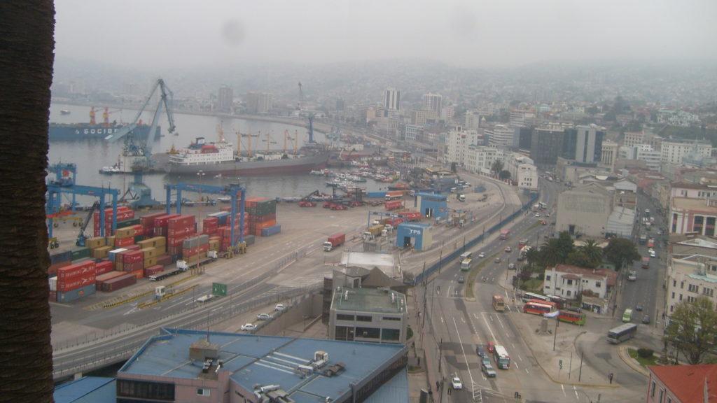 Porto de Valparaiso