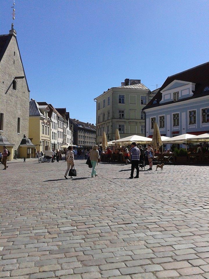 Tallinn, Estônia.
