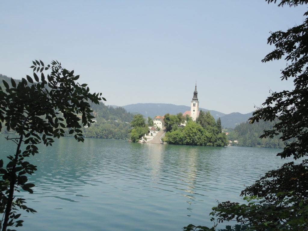 Lago de Bled, Eslovênia