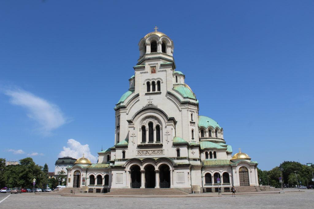 Catedral de Alexandre Nevsky, Sófia - o que fazer em Sofia, Bulgária