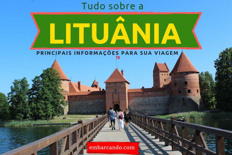 Tudo sobre a Lituânia