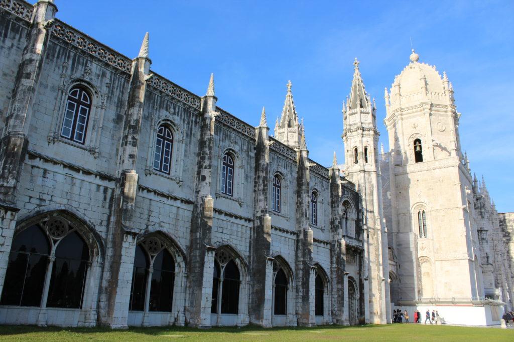 Mosteiro dos Jerônimos - Lisboa, Portugal