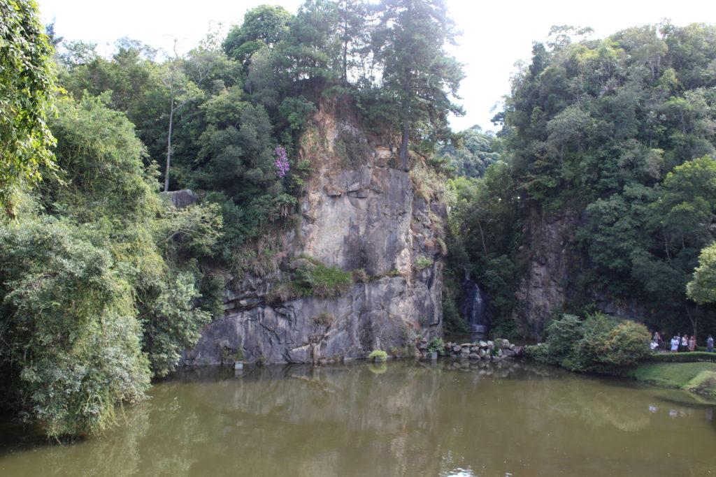 Área verde do complexo Paulo Leminski - o que fazer em Curitiba