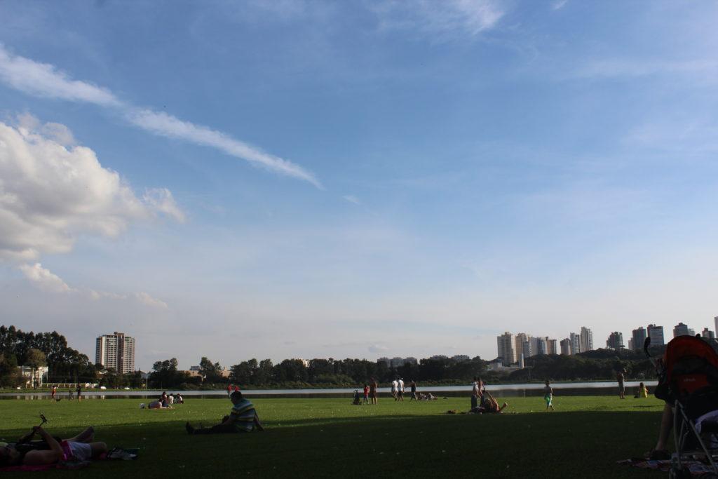 Parque Barigui - o que fazer em Curitiba
