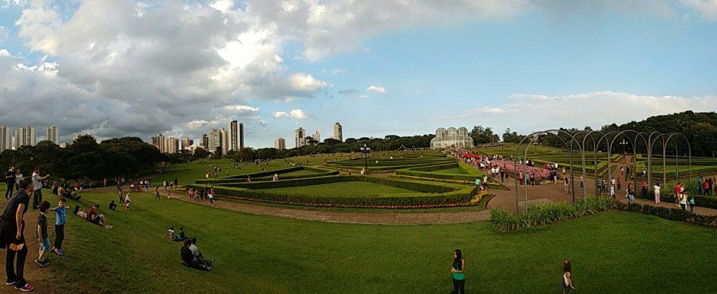 Parques de Curitiba - o que fazer em Curitiba