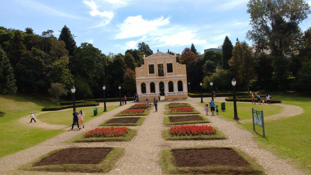 Bosque Alemão - o que fazer em Curitiba