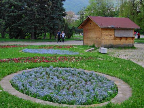 South Park - o que fazer em Sofia, Bulgária