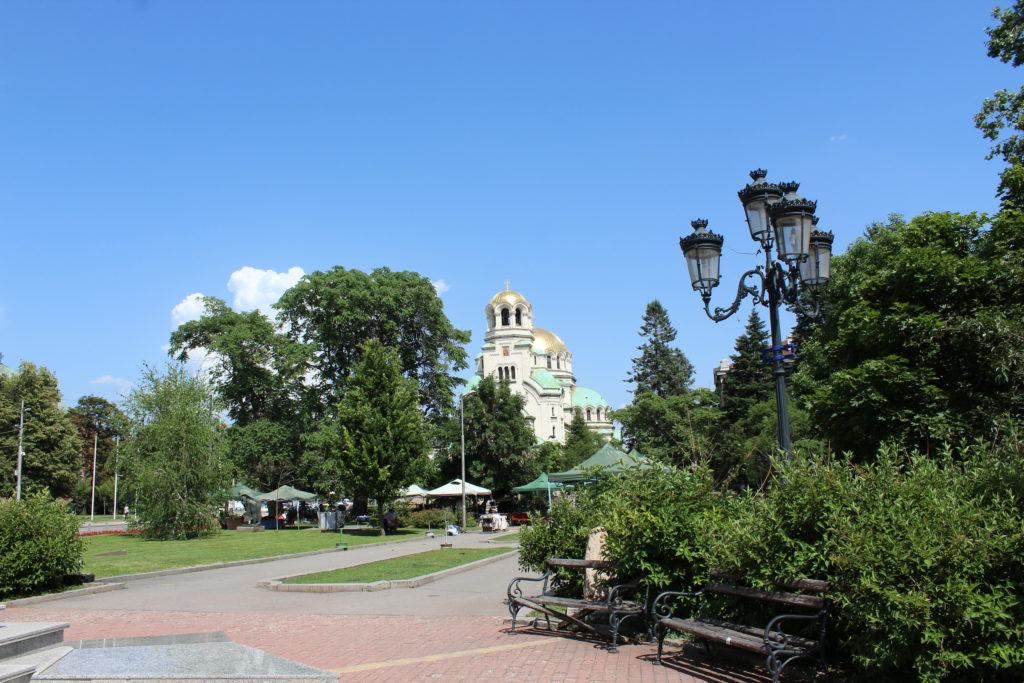 Primeiras impressões sobre Sofia - o que fazer em Sofia, Bulgária