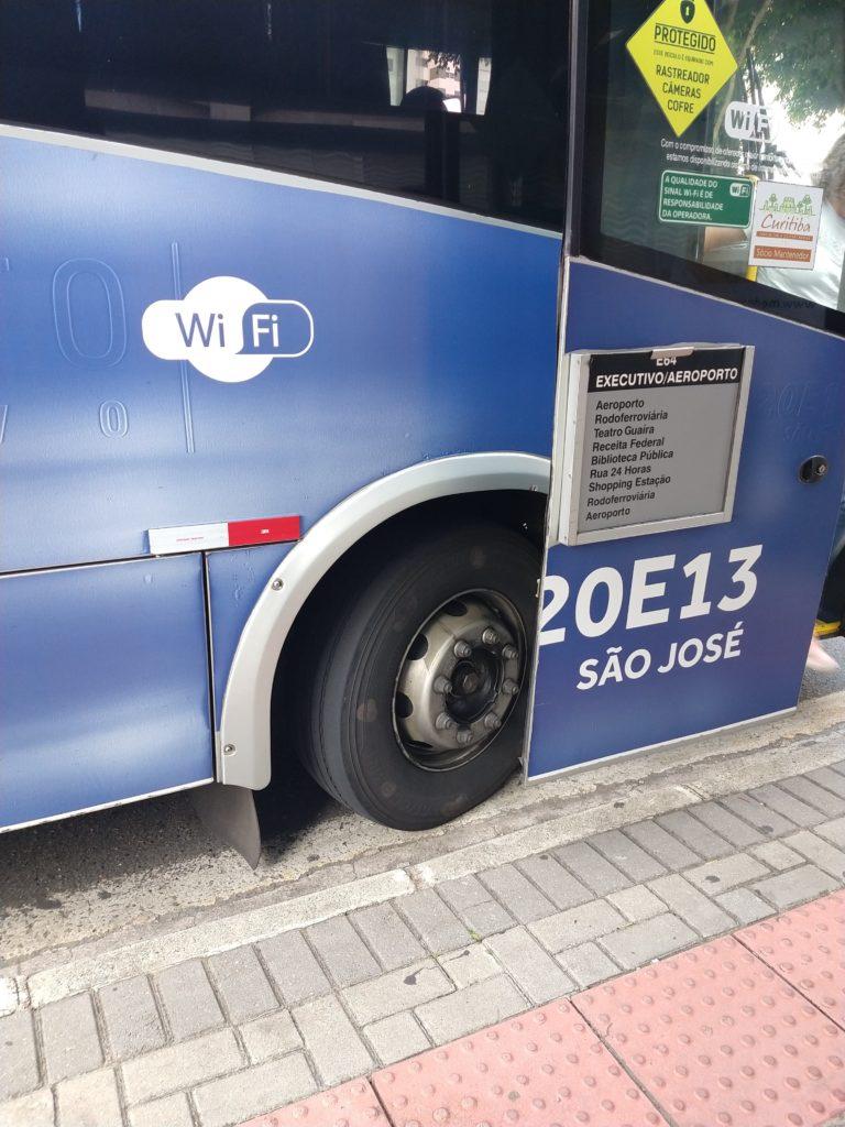ônibus aeroporto Curitiba Como chegar do Aeroporto até o Centro de Curitiba