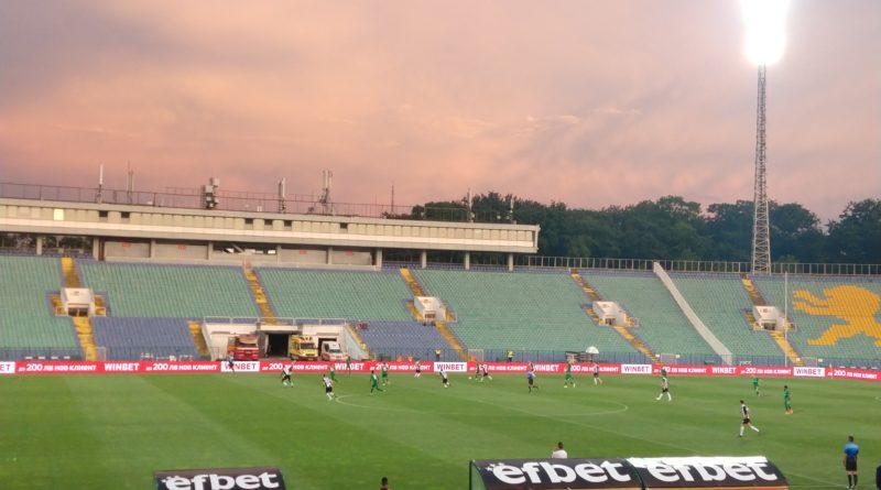 Futebol Bulgária