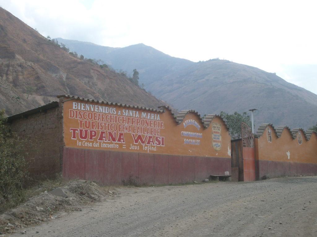 Machu Picchu Trilha Alternativa - Inka Jungle Trail - Santa María Peru