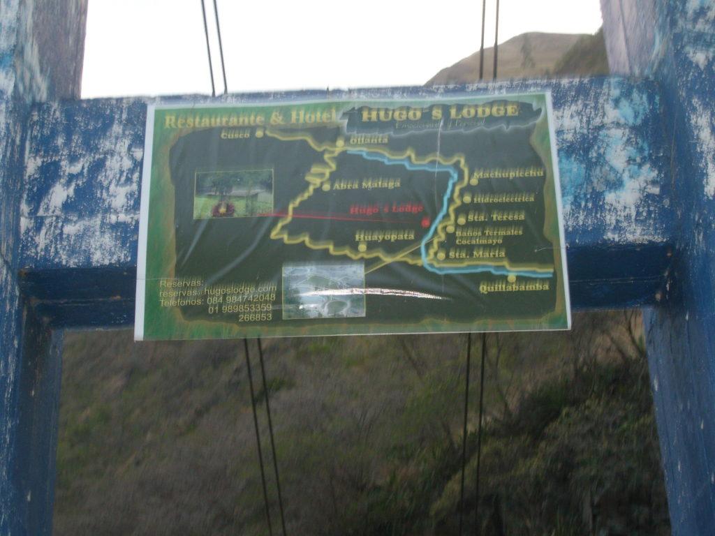 Machu Picchu Trilha Alternativa - Inka Jungle Trail - Santa Teresa
