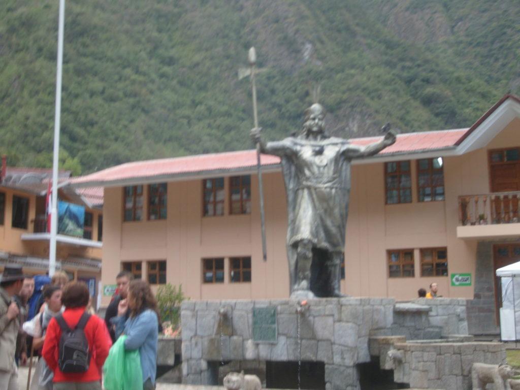 Machu Picchu Trilha Alternativa - Inka Jungle Trail - Aguas Calientes
